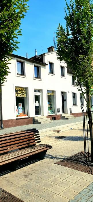 wyróżnione ogłoszenie Kórnik_lokal użytkowy w kamienicy_centrum_rynek